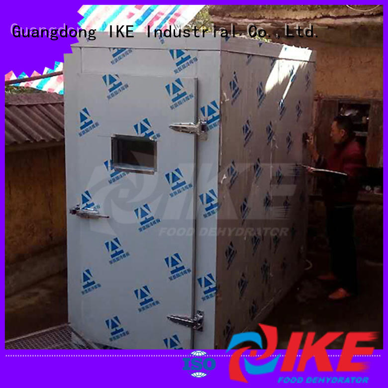 IKE industrial food drying machine anti-temperature for jerky