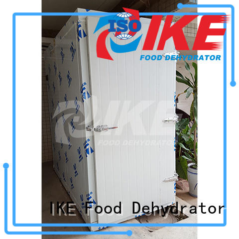 grade stainless commercial dehydrator machine IKE Brand company