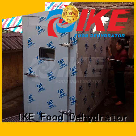 IKE low industrial dehydrator machine temperature for beef
