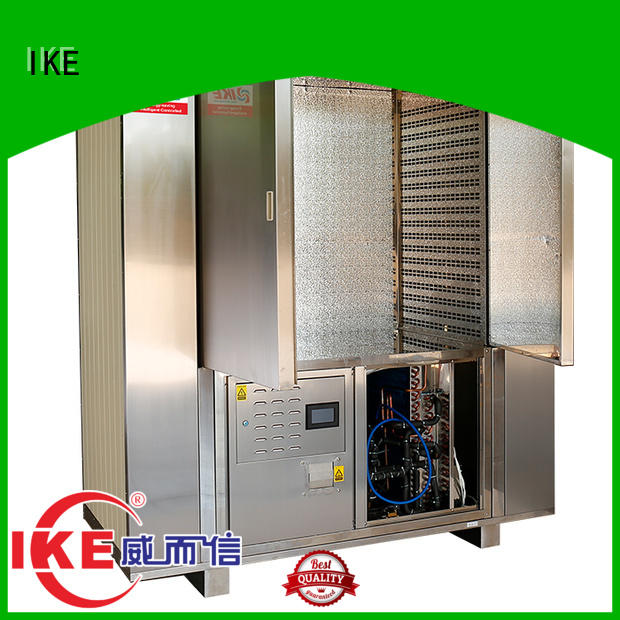 IKE Brand chinese food commercial food dehydrator manufacture