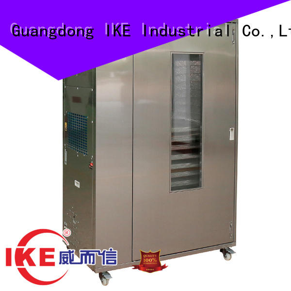 herbal flower stainless dehydrate in oven IKE manufacture