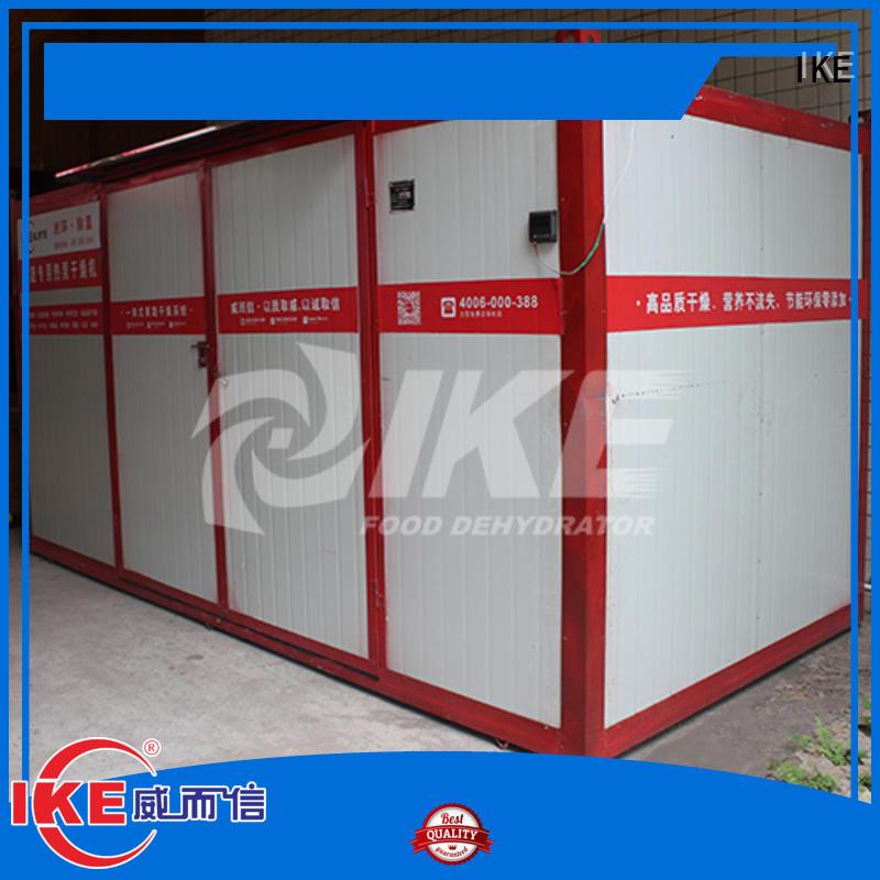 dryer dehydrator machine steel sale IKE company