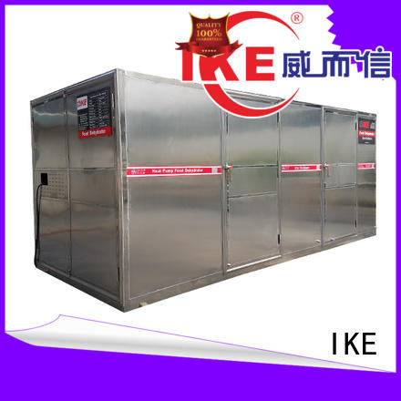 laboratory food dehydrators for jerky stainless for meat IKE