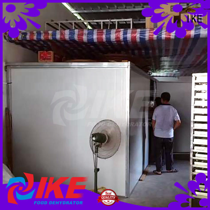 professional food dehydrator vegetable drying dehydrator machine temperature IKE Brand