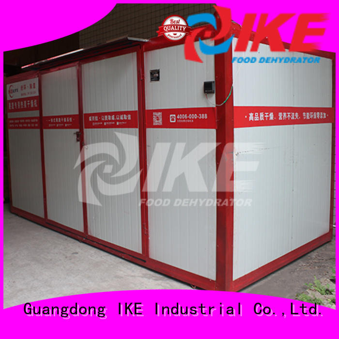 IKE professional industrial drying equipment middle for vegetable