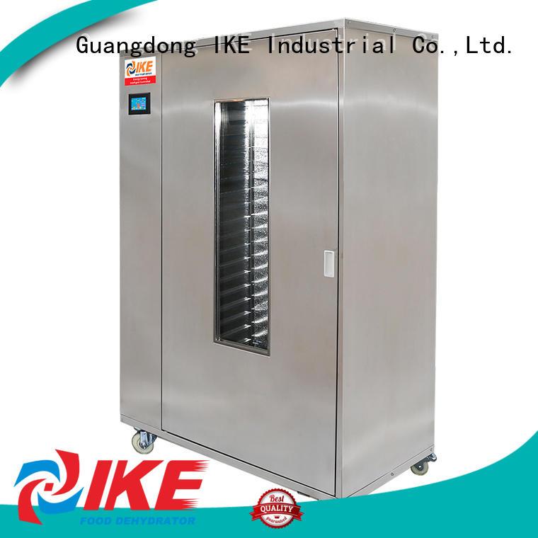 Hot dehydrator dehydrate in oven low IKE Brand