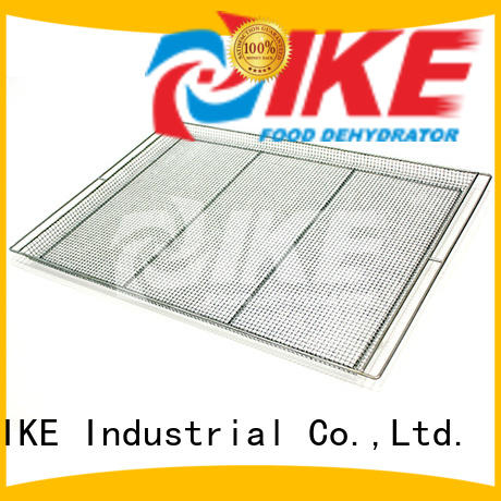 IKE steel dehydrator trays slot for food