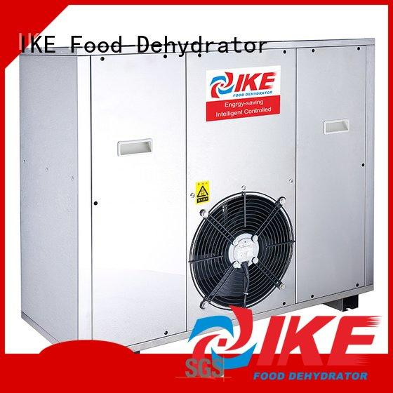 IKE professional food dehydrator stainless drying vegetable low