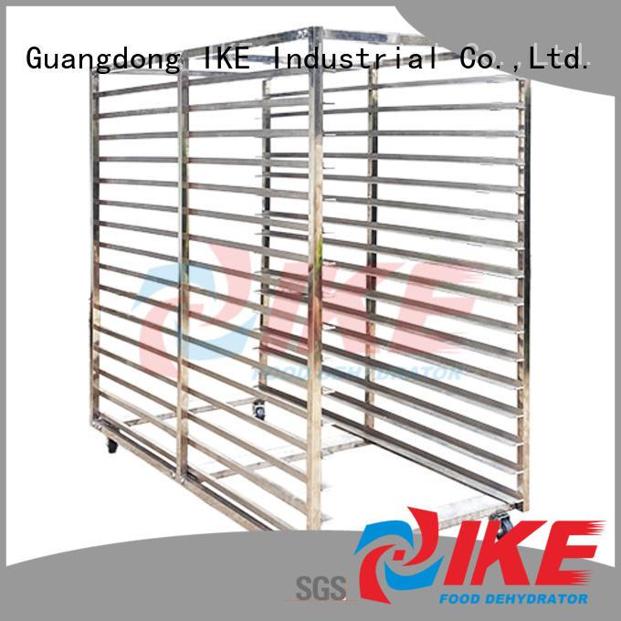Hot panel dehydrator trays retaining mesh IKE Brand
