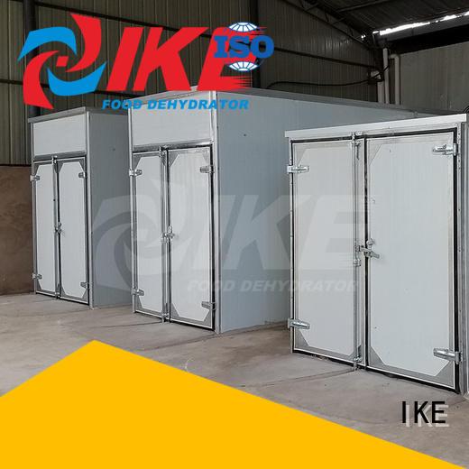 Custom middle grade dehydrator machine IKE drying