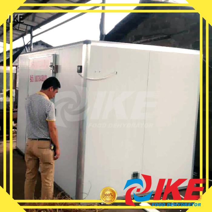 steel grade industrial dehydrator machine IKE