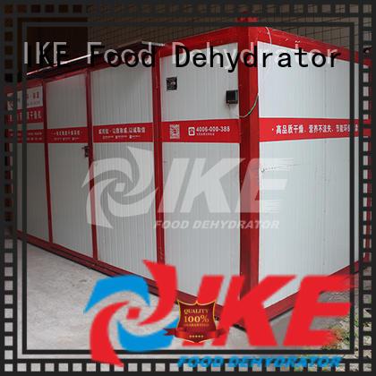 IKE low commercial dryer dehydrator fruit