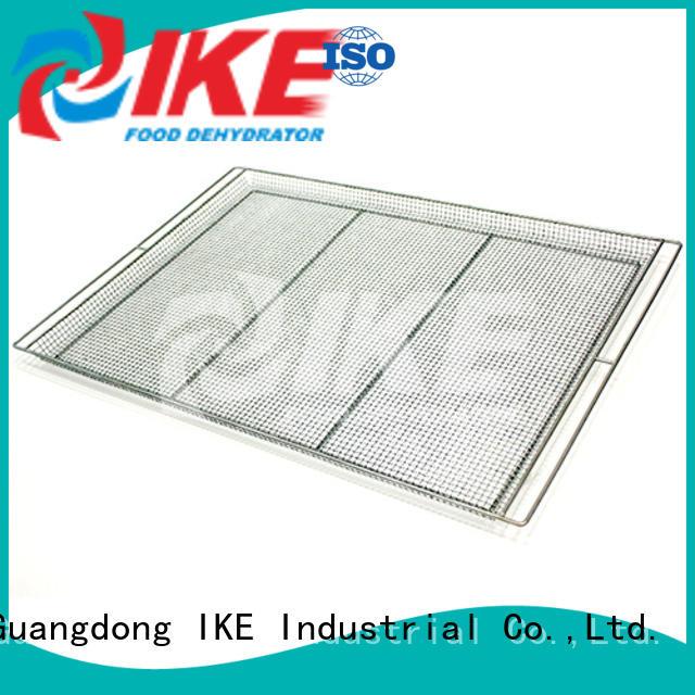 IKE stainless steel industrial metal shelving best factory price for food