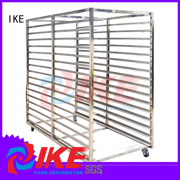 IKE stainless metal wire shelving slot vegetable