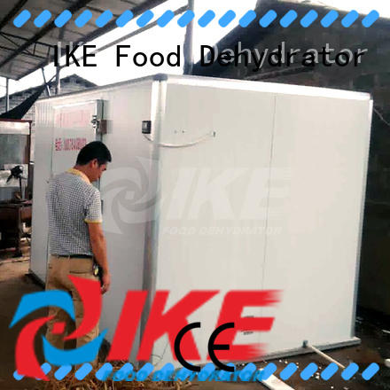 IKE commercial food drying machine easy-installation for drying